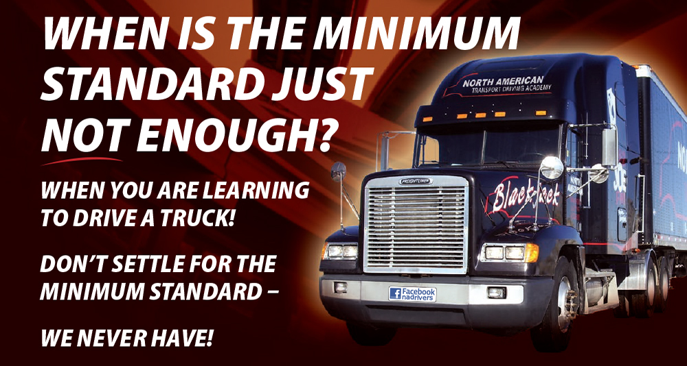 When is the Minimum Standard Just Not Enough?